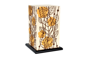 Love My Space Collection - Foliage LED Table Lamp