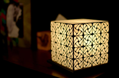 Love My Space Collection -  Badshahi LED Table Lamp