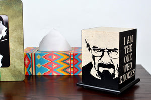 Love My Space Collection - Breaking Bad LED Table Lamp