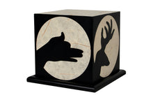 Load image into Gallery viewer, Love My Space Collection - Shadow Play LED Table Lamp