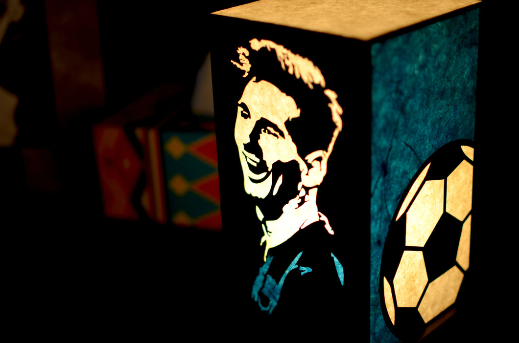 Love My Space Collection - Messi LED Table Lamp