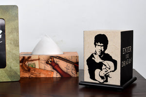 Love My Space Collection - Enter The Dragon LED Table Lamp