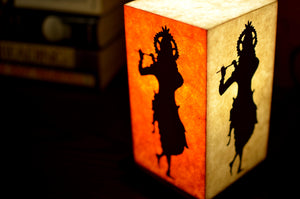 Love My Space Collection - Krishna LED Table Lamp