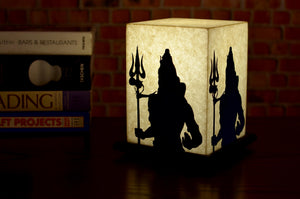 Love My Space Collection - Nilkanth LED Table Lamp