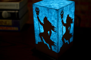 Love My Space Collection - Shiva LED Table Lamp