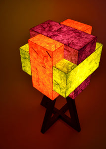 Interlocker LED Table Lamp