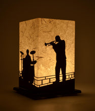 Load image into Gallery viewer, Jazz By The Bay Small LED Table Lamp