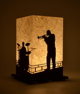 Jazz By The Bay Small LED Table Lamp