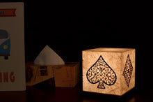 Load image into Gallery viewer, 4 Aces LED Table Lamp