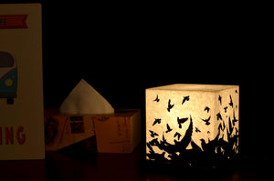 Taking Flight Small LED Table Lamp