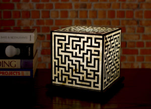 Mazedom LED Table Lamp