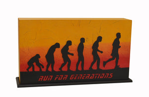 Run For Generations LED Table Lamp