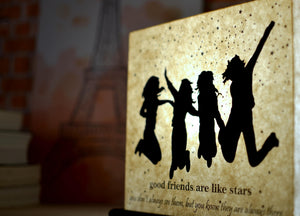 Star Friends LED Table Lamp