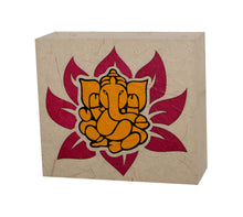 Load image into Gallery viewer, Lotus Ganesh LED Wall Lamp
