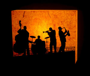 Jazz By The Bay LED Wall Lamp