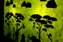 Load image into Gallery viewer, Jungle Mania LED Wall Lamp