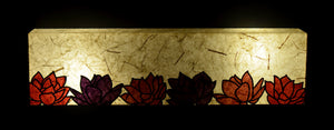 Lotus Rhapsody LED Wall Lamp