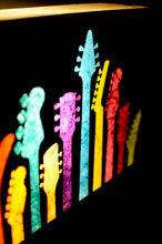 Load image into Gallery viewer, Ten Guitars LED Wall Lamp