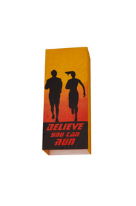 Believe You Can Run LED Wall Lamp
