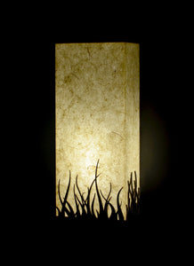 Forest Fire Small LED Wall Lamp