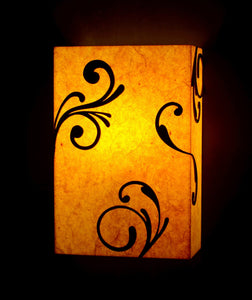Silk Route LED Wall Lamp