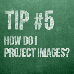 Theatre Projection Tip 5, How Do I Project Images