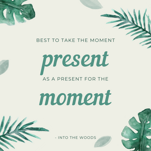 Theatre Ave Into the Woods Digital Projection Quote
