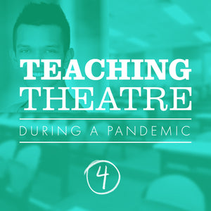 TJ Terkurio teaches ballet and dance, and share some of his pandemic theatre tips.