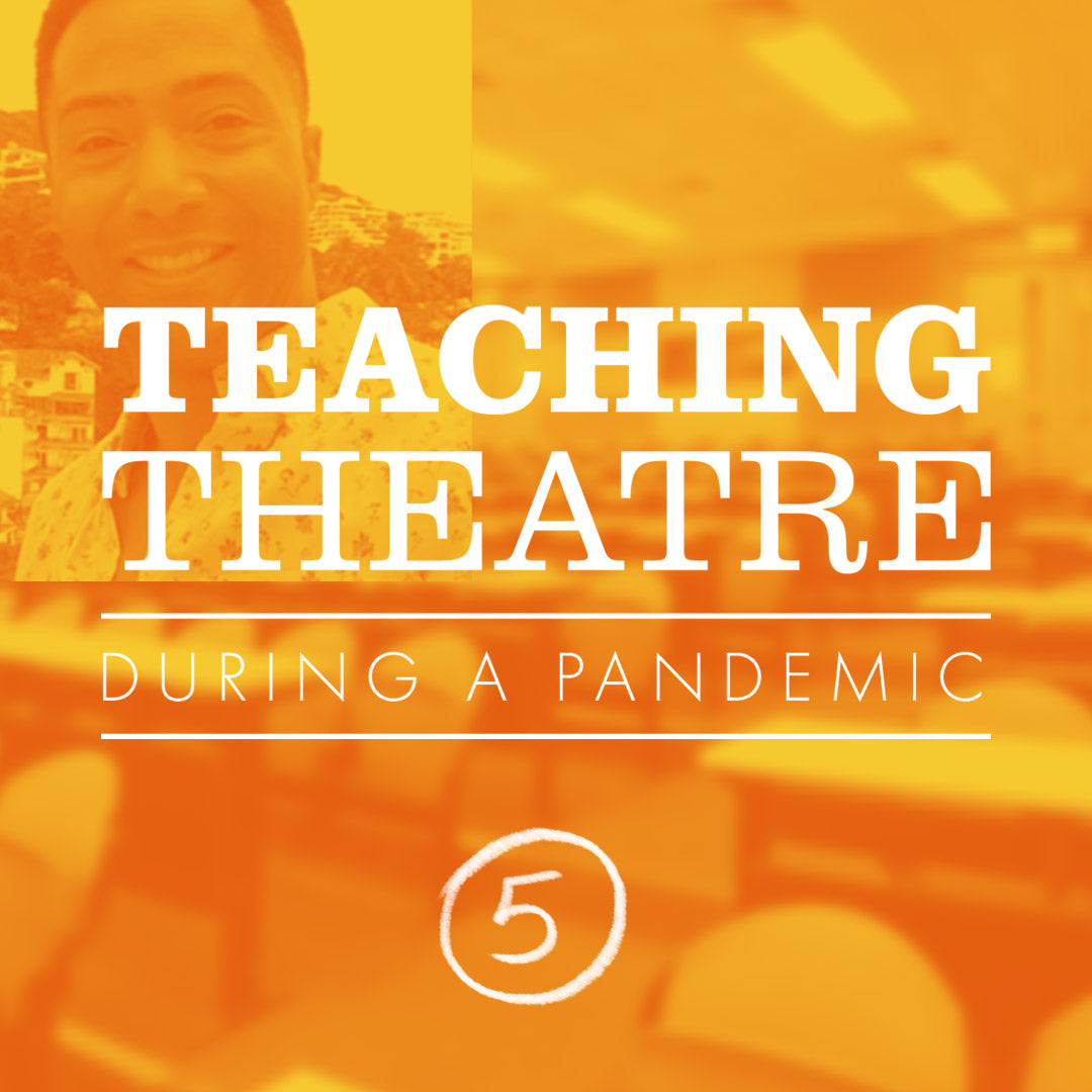 Jerald Bolden teaches, directs and choreographs during the global pandemic.