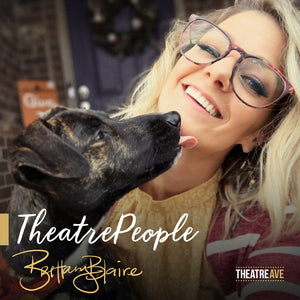 Brittany Blaire Andersen, theatre educator and singer, songwriter and performer.