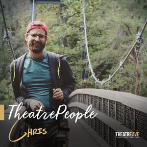 Chris Freeman, theatre teacher, actor, and producer