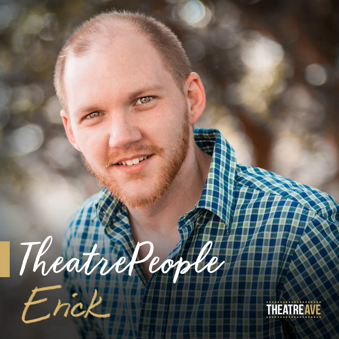 Erick Weeks, theatre teacher and director in Mississippi