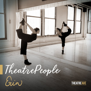 Erin Carr, teaching artist on movement design, theatre director, actor