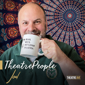 Joel Smith, drama teacher and theatre director in Fort Collins, Colorado
