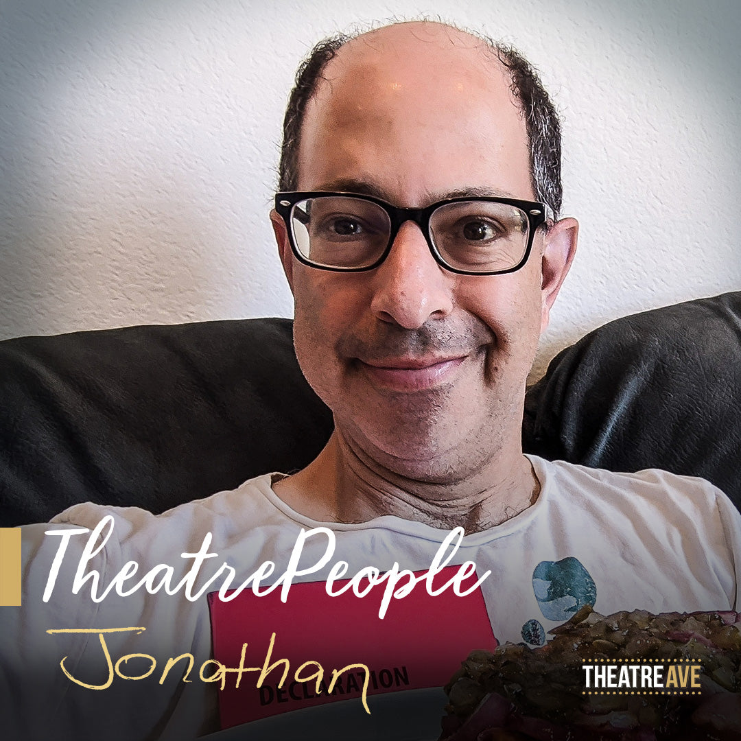 TheatrePeople (#38) - Jonathan Dorf | Theatre Avenue