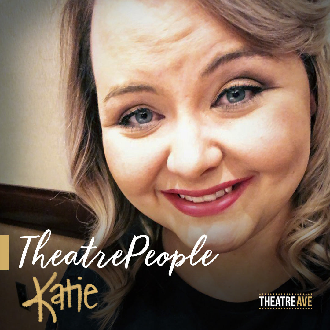 Katie Cross, theater teacher and director in Houston, Texas.