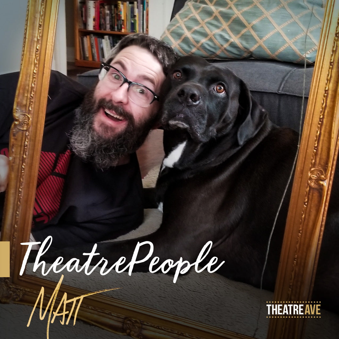 Matt Holl, theater designer, director, teacher, actor and beyond.