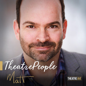 Matt Burke, theatre and film actor and teacher
