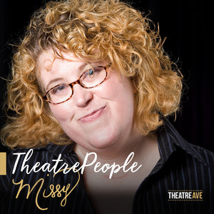 Missy Whitis, university writing teacher and comedy and improv specialist.