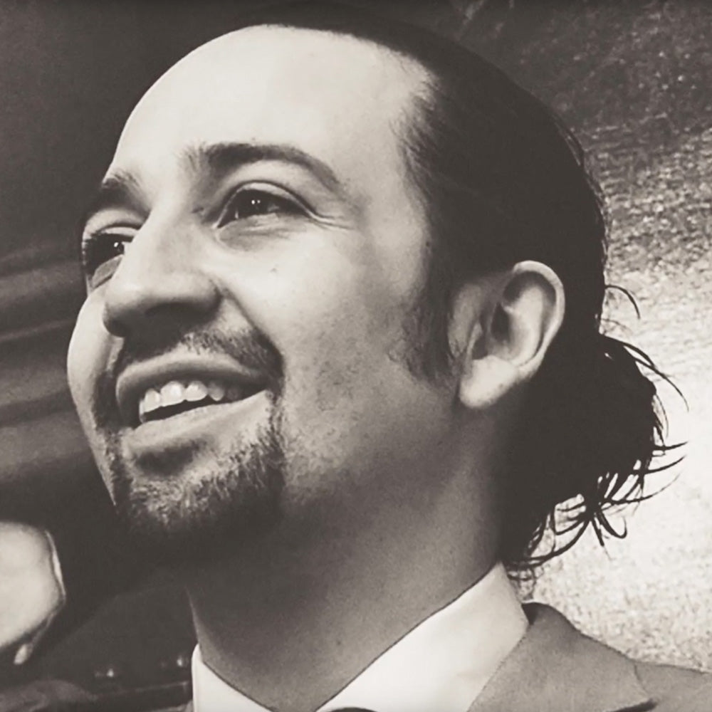 Hamilton and In the Heights creator Lin Manuel Miranda