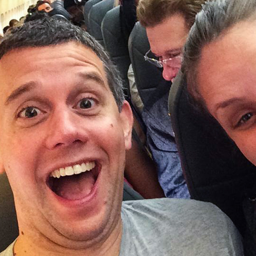 Theatre Avenue team members Mitch Stark and Julie McGowan go to Las Vegas for the EdTA conference