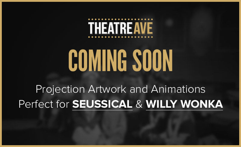 New projection designs coming this summer from Theatre Avenue