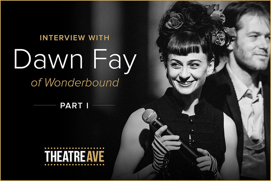 Ballet interview with Dawn Fay of Wonderbound