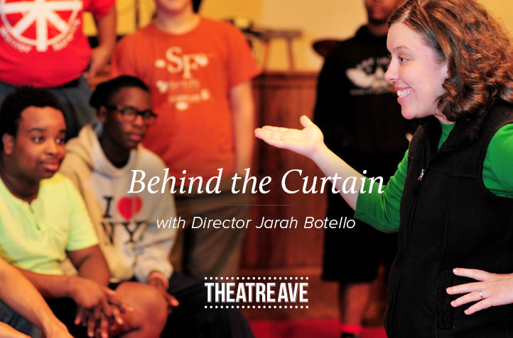 Theatre Avenue interview with Jarah Botello, college drama teacher and director