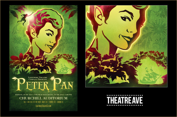 Artwork for Peter Pan by Theatre Avenue