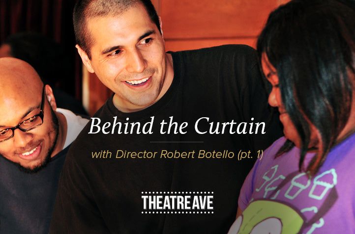 Theatre director and teacher Robert Botello discusses production community productions like Wizard of Oz