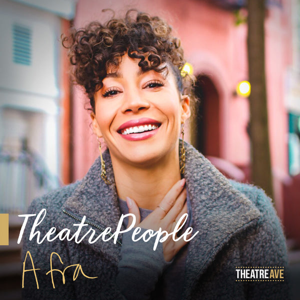 Afra Hines, actor, dancer and singer, Broadway Performer in Hadestown.