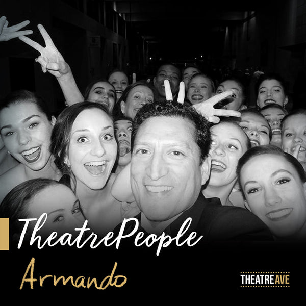 Atlanta Ballet dancer, choreographer and producer Armando Luna and his team of ballerinas.