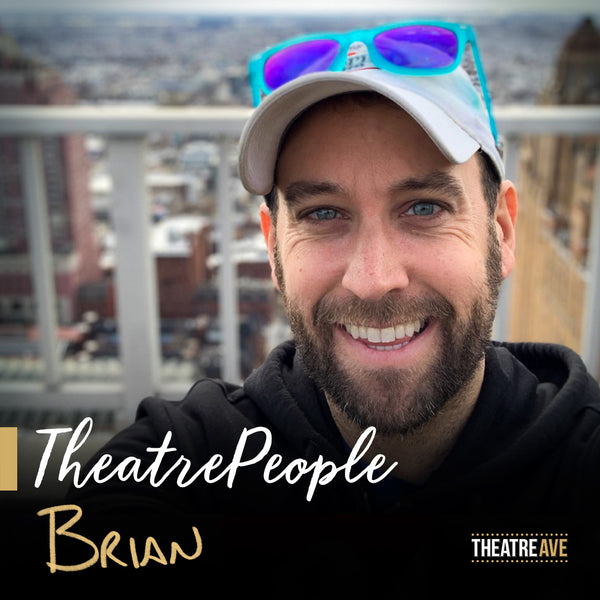 Brian Curl, theatrical actor, choreographer and national teaching artist