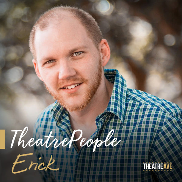 Erick Weeks, theatre teacher and director in Jackson, Mississippi